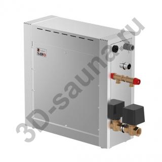 Парогенератор SAWO STN-150-3-DFP-X (без пульта управления с функцией диммера, вентилятора и насоса-дозатора, 15 кВт)