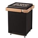 Электрическая печь для сауны напольной установки